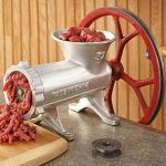 How To Use A Manual Meat Grinder At Home?