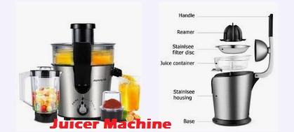 Best Juicer Machine Reviews UK