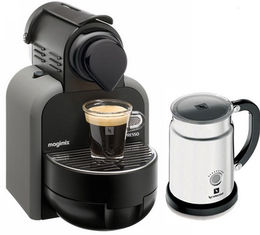 Descale your Nespresso machine at least twice a year