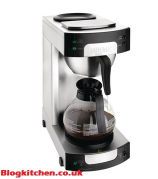 How a filter coffee machine works