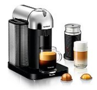 Nespresso Vertuo Model