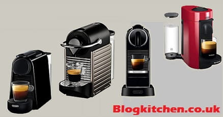 Best Nespresso Machines UK