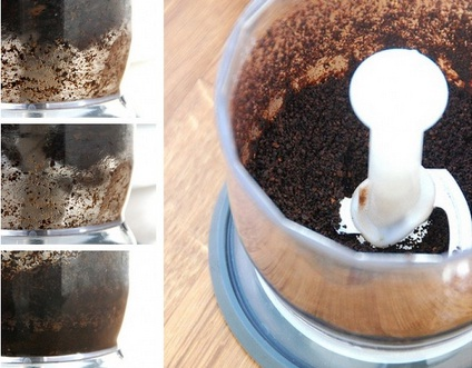 Grind Coffee with a food processor