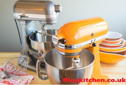 How Does A Stand Mixer Work