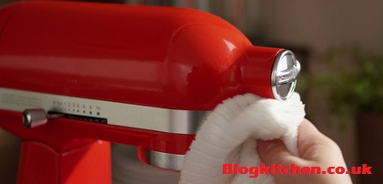 How to Clean Stand Mixer