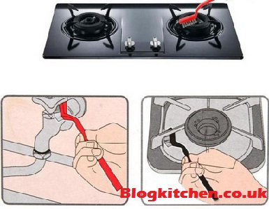 How To Clean Gas Hob